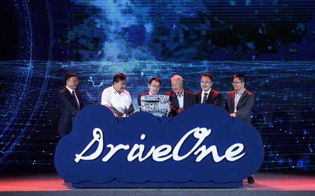 Huawei se apunta al coche eléctrico: de este modo es DriveOne, el 1º motor eléctrico del fabricante chino
