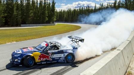 RadBul, el Mazda MX-5 con 1,500 hp para driftear
