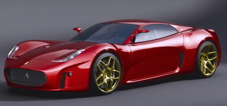Ferrari F430 Concept, un prototipo diseñado por Luca Serafini