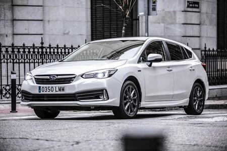 Nuevo Subaru Impreza ecoHYBRID: el primer Impreza híbrido, con etiqueta ECO, ya tiene precio