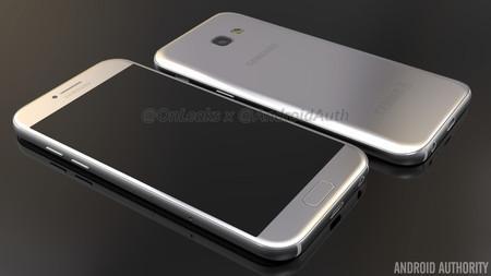 Así será el Samsung Galaxy A5 (2017), un súper gama media que estará listo antes de terminar el año