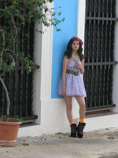 Foto de Las jóvenes vienen con fuerza: Selena Gómez en Teen Vogue (9/14)