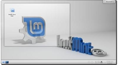 Mint sigue apostando por KDE con la nueva versión Linux Mint 12 KDE