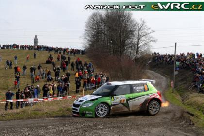 El Valašská Rally terminó con tragedia