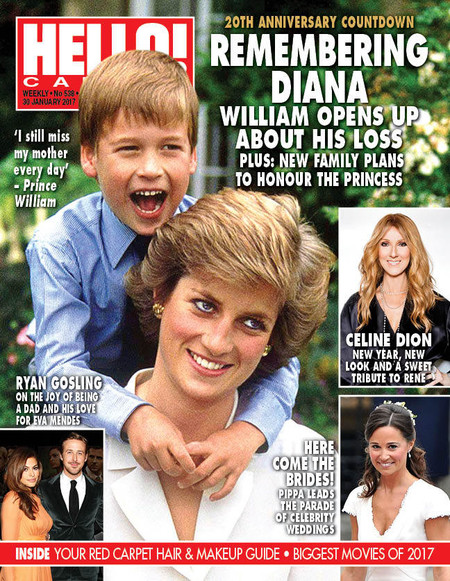 Recordando a Diana