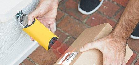 BoxLock es una novedosa idea para que no te roben tus compras por internet