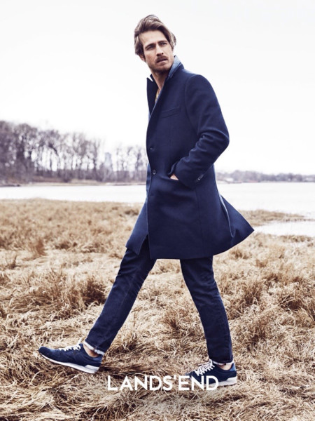 Ryan Burns Lands End Fall Winter 2015 Campaign 002