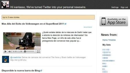 Smartr web: previsualiza los enlaces que se comparten por Twitter