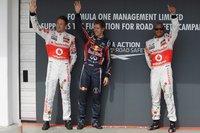 Nueva pole de Red Bull, y van 11 de 11