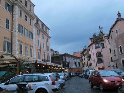 Roma también planea poner freno a los coches diésel con 2024 como fecha límite
