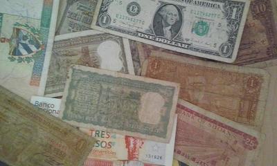 La gestión contable de una cuenta en divisas