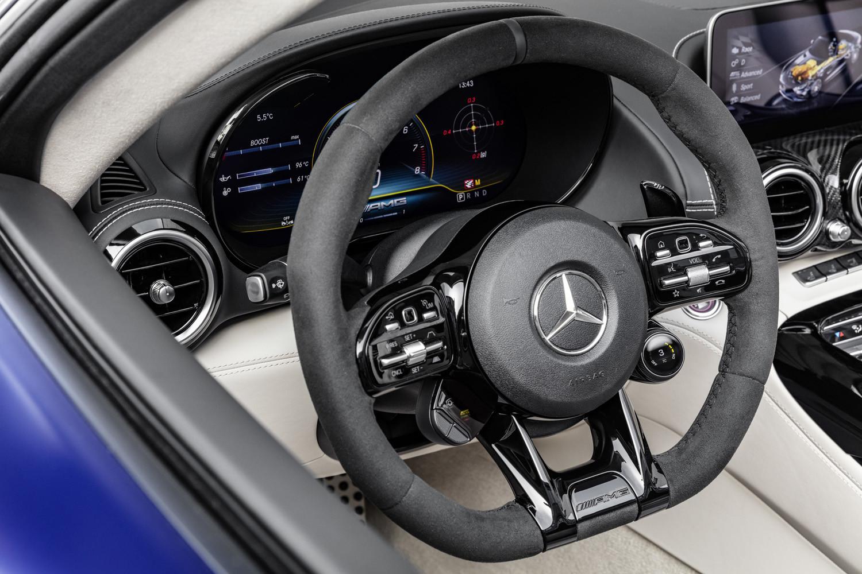 Foto de Mercedes-AMG GT R Roadster (25/29)