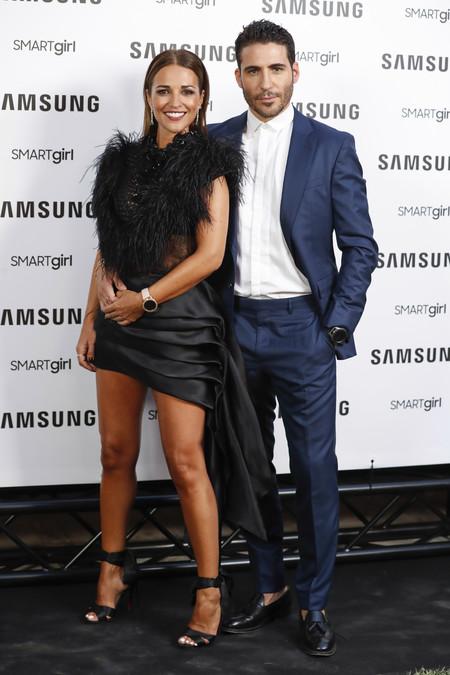 Paula Echevarria Y Miguel Angel Silvestre 1