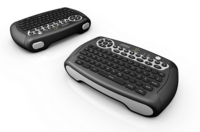 MSI Air Keyboard, teclado inalámbrico con sensor de movimiento