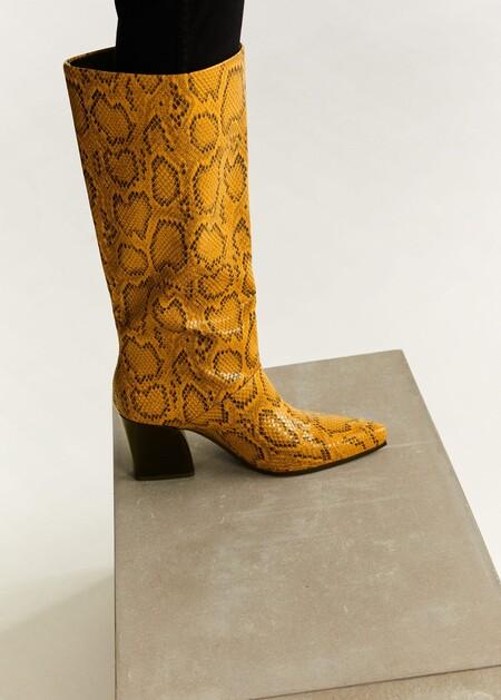 Mango Outlet Zapatos Serpiente 05