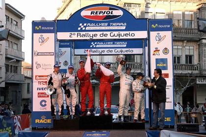 Podium Guijuelo 2007