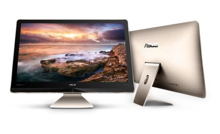 ASUS Zen AiO, la competencia directa de iMacs que soporta USB Type-C