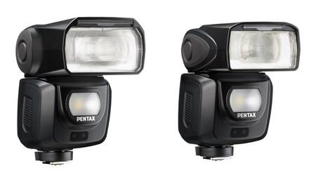 Pentax presenta nuevos flashes, AF360FGZ II y AF540FGZ II