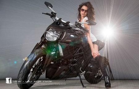Vilner Ducati Diavel Carbon
