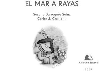 """""""El mar a rayas"""": cuento online sobre la separación"""