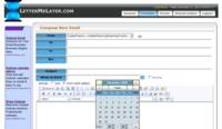 LetterMeLater, programando el envío de correos electrónicos
