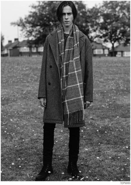 Topman Coat Fall 2014 Campaign 005 (1)