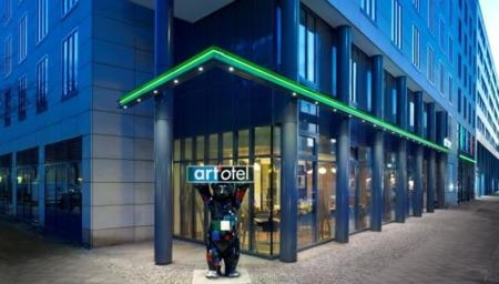 7 hoteles c ntricos y modernos para una visita r pida a berl n for Hoteles diseno berlin