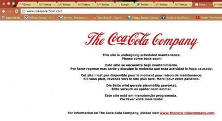 Los riesgos a los que se enfrenta Facebook y los problemas de Coca-Cola en la Superbowl, repaso por Genbeta Social Media