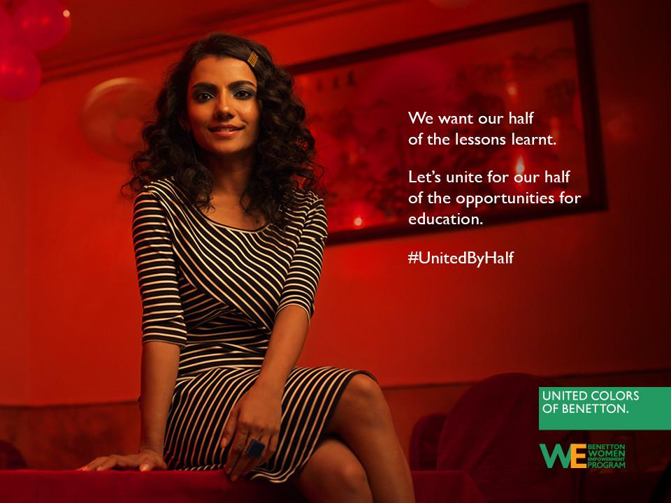 Foto de Hoy es Día Internacional de la Mujer y Benetton lucha por la igualdad entre hombres y mujeres (19/19)