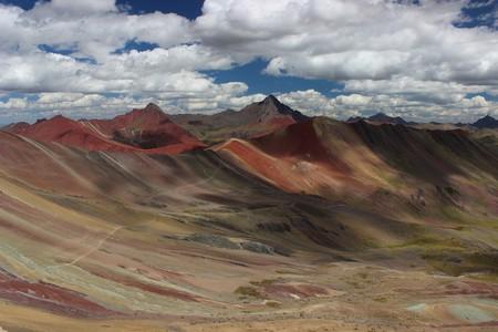 Vinicunca Rainbow Mountain Peru Jaime Briceno
