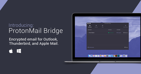 Protonmail Bridge Macos Facebook Ad2 Im