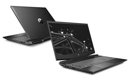Ahorra hoy 100 euros en un portátil de gama media con 16 pulgadas como el HP Pavilion Gaming 16-A0009NS: PcComponentes te lo deja por 749 euros