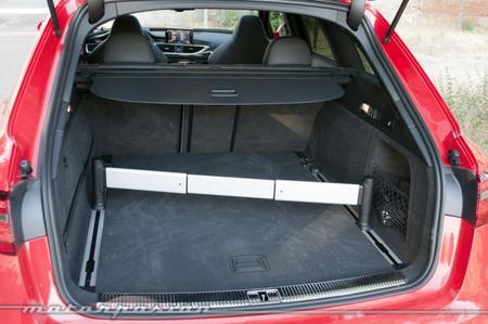 Audi RS 6 Avant maletero