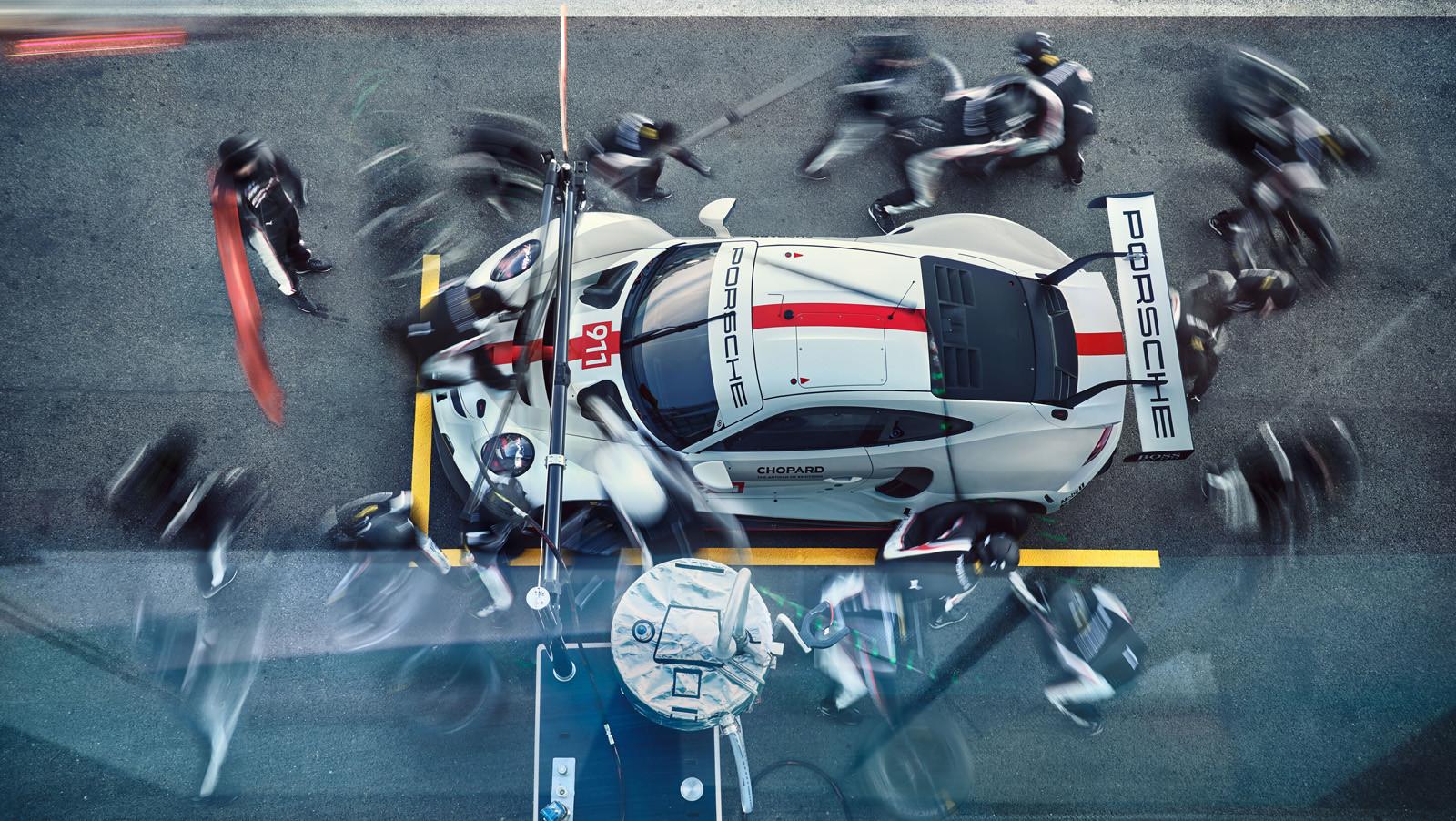 Foto de Porsche 911 RSR GTE 2019 (29/41)