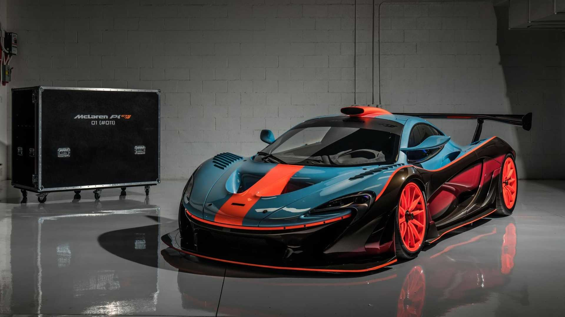 Foto de McLaren P1 GTR-18 preparado por Lanzante (18/32)