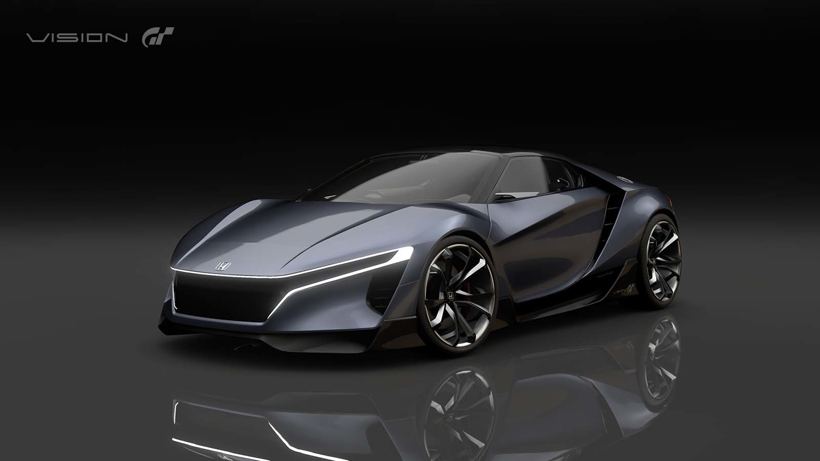 Foto de Honda Vision Gran Turismo Concept (3/12)