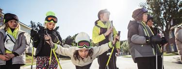 Zara lanza su primera colección de esquí para niños y es así de bonita