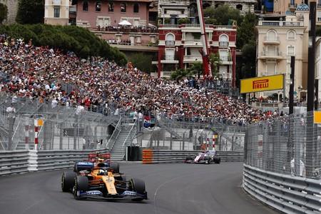 Norris Monaco Formula 1 2019