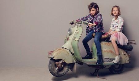 Moda Otoño-Invierno 2013/2014 para niños: la vuelta al cole más low cost