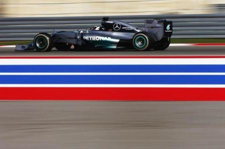 Lewis Hamilton, tres de tres de cara a la sesión clasificatoria