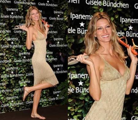 Gisele Bündchen es la modelo más rentable