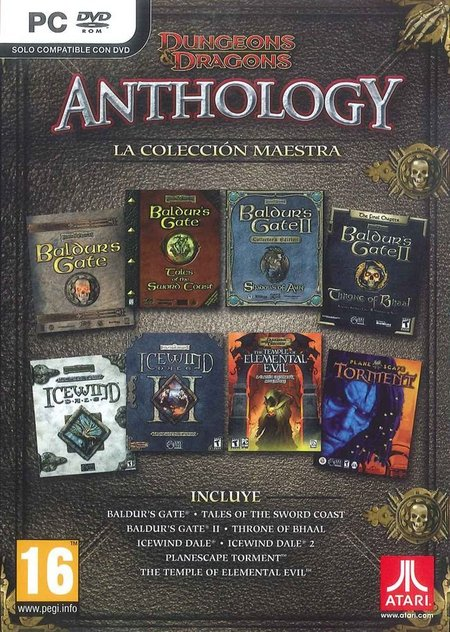 Dungeons & Dragons: Anthology - La Colección Maestra