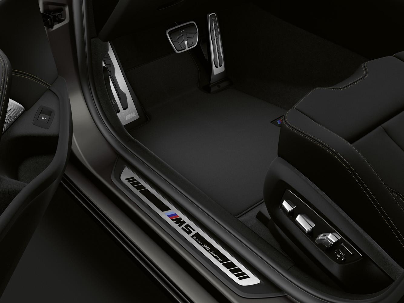 Foto de BMW M5 Edición 35 Aniversario (12/14)