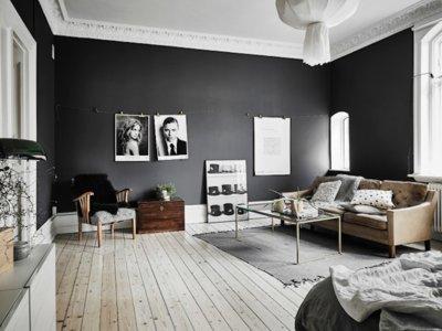 La semana decorativa: en blanco y negro y con detalles top que marcan tendencia