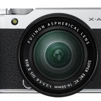 FUJIFILM presenta la X-A10, una nueva mirrorless para la Serie X