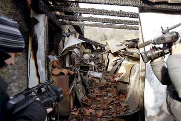 Un incendio destruye la cocina de Mugaritz
