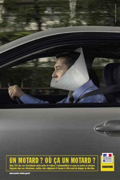 Aviso a conductores