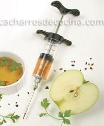 Inyector de salsas