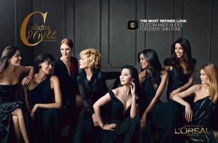 L'Oréal junta a las más grandes en su campaña Color Riche Collection