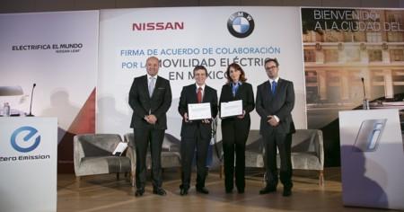 Convenio Bmw Nissan Mexico